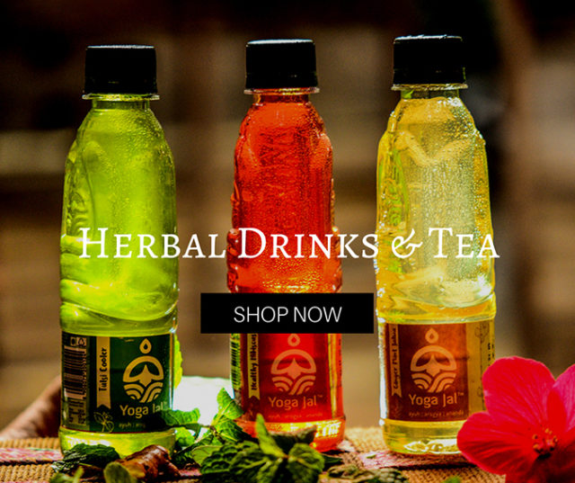 Herbal Tea and Drinks