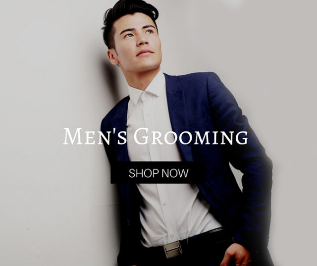 Men's Grooming, Natural Body Care Products