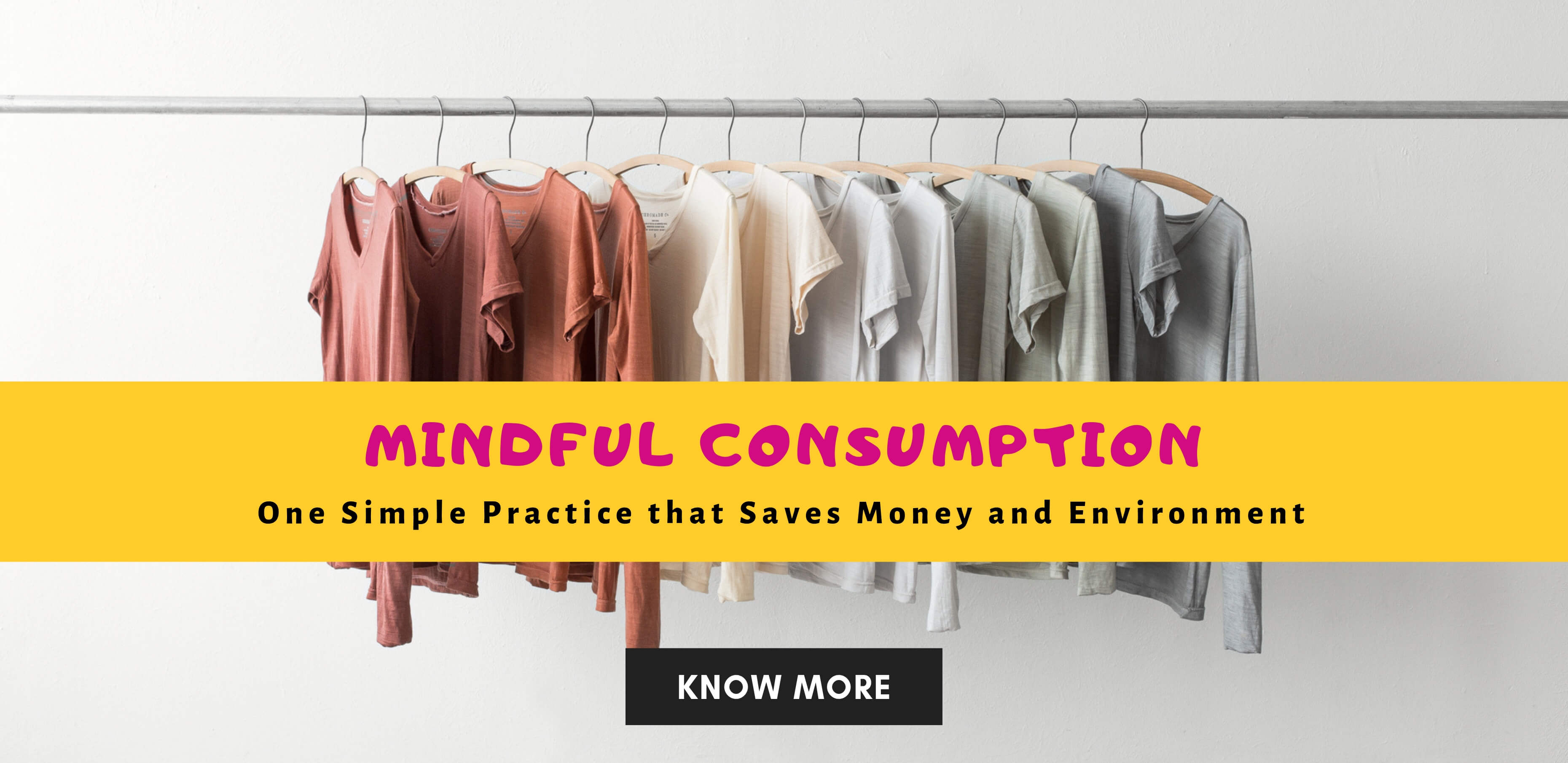 Mindful Consumption