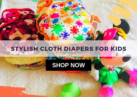 cloth diapers kids