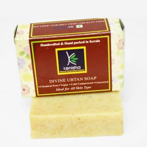 Ubtan Soap Bar, Ubtan soap