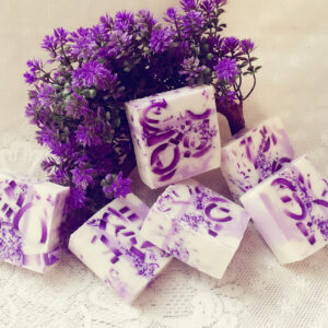 Lavender Handcrafted Organic Soap