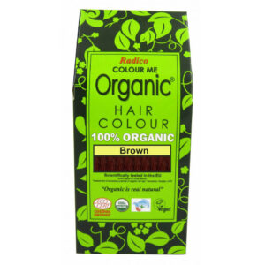 Radico Organic Brown Hair Color