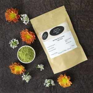 Organic Moringa and Curry Leaves Hair Pack (Kesh Lepana)