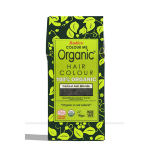 Radico Organic Darkest Ash Blonde Hair Color