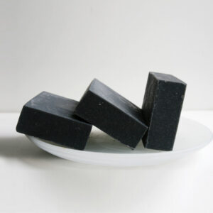 Charcoal and Lemon Handmade Soap