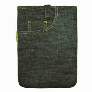 Denim Grey Trendy Tablet Sleeve 7 Inch