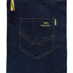 Denim Blue Laptop Sleeve 15 Inch