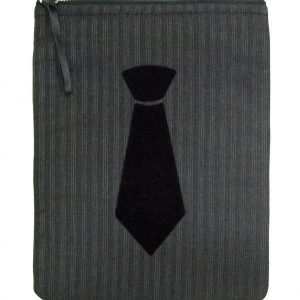 Grey Up Cycled Mini Tablet Sleeve 7 Inch