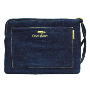 Wide Denim Tablet Sleeve 7 Inch