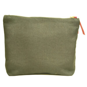 Elegant Linen Vintage Fabric Clutch Bag for Women