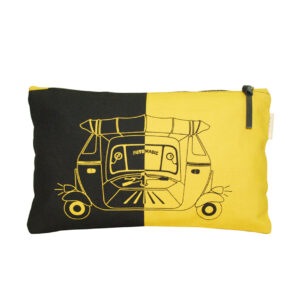 Quirky Auto Eco Friendly Travel Pouch