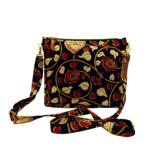 Multi Color Kalamkari Sling bag