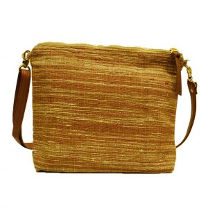 Khadi Clutch Sling Bag