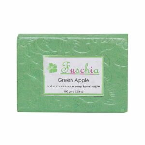 Green Apple Natural Handmade Glycerine Soap