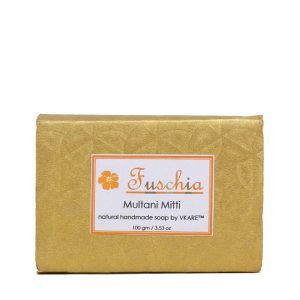 Multani Mitti Natural Handmade Herbal Soap