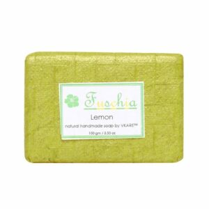 Lemon Natural Handmade Glycerine Soap