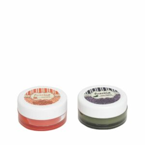 Peach & Black Currant Lip Balm Combo