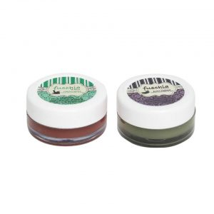 Choco Butter & Black Currant Lip Balm Combo