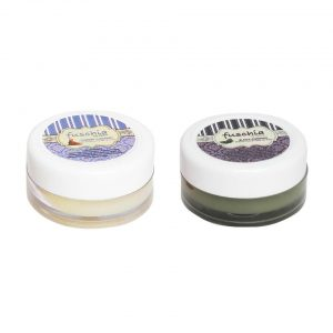 Caramel & Black Currant Lip Balm Combo
