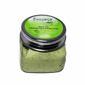 Green Tea Face & Body Scrub