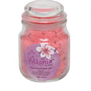 Crystal Rose Bath Salt