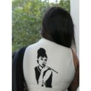 Audrey Hepburn Cotton Blouse Fabric
