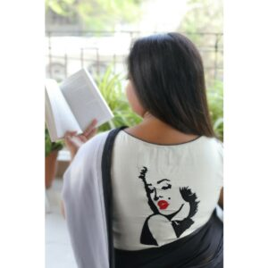 Marilyn Monroe Cotton Blouse Fabric
