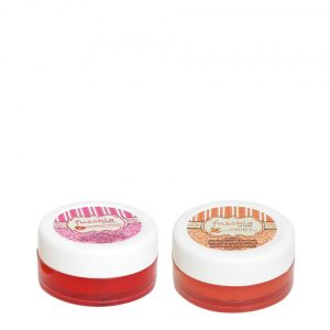 Strawberry & Peach Lip Balm Combo