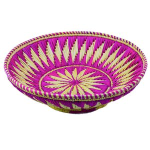 Chantic Moonj Craft Floral Basket