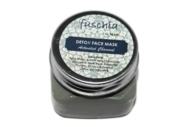 Activated Charcoal Detox Face Mask