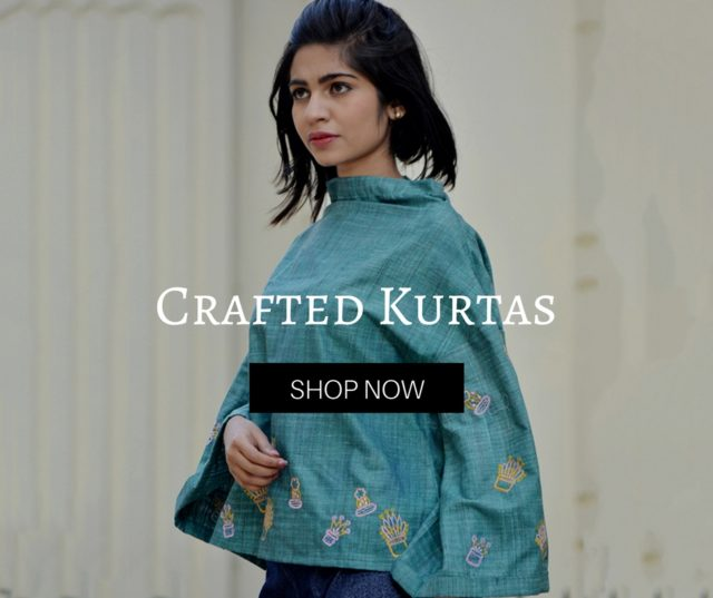 Handcrafted Kurta and Dresses