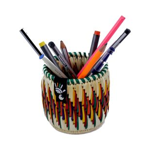 Moonj Craft Fiery Pen Holder