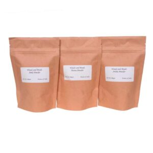 Amla Heena Reetha Powder (set of 3)