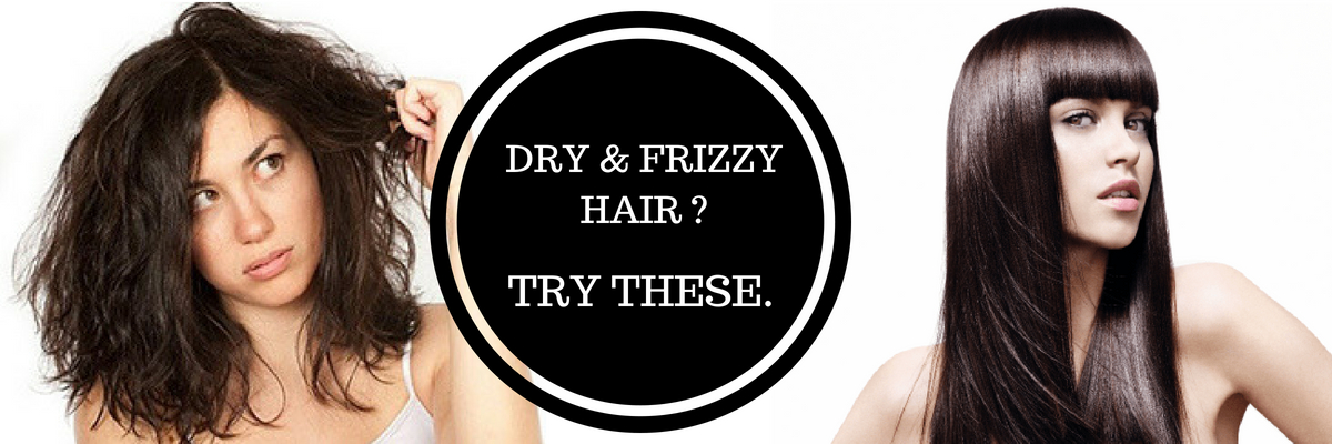 Herbal Remedies For Dry Frizzy Hair