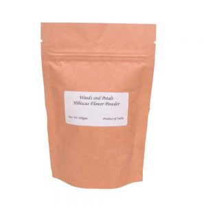 Hibiscus Flower Powder (For Hair and Skin)