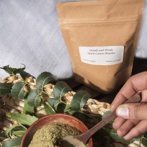 Neem Leaves Powder for Skin & Hair