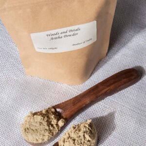 Reetha Powder (Soap Nut Powder)