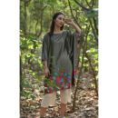 Grey Satin Kaftan Dress, Buy kaftan, buy kaftan online, buy kaftan dress, buy dress, buy dress online