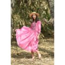 Pink Linen Dress Kurta, Buy Kurta Online, Buy Dress Online, Buy Dress, Buy Pink Dress
