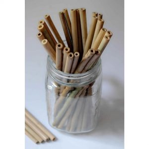 bamboo straw, wooden straw, natural straw