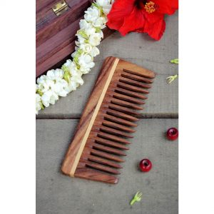 Sheesham comb, wooden comb, wooden sheesham comb, natural comb