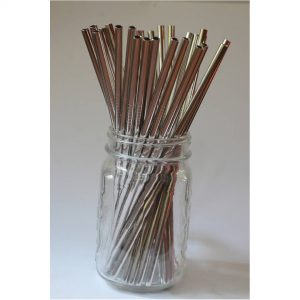 Steel Straw Straight