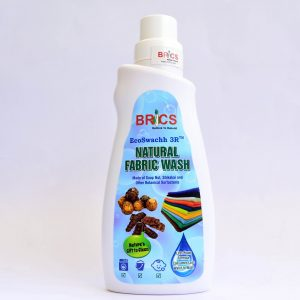 fabric wash, natural cleaners, EcoSwachh 3R natural fabric wash