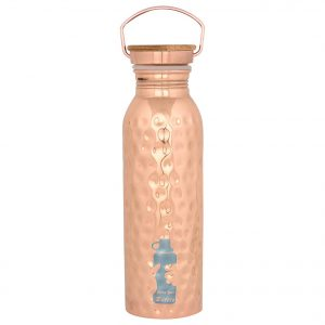 eco friendly bottle, copper bottle