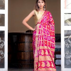 Silk Zari Saree