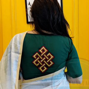 Srivatsa Embroidered Blouse