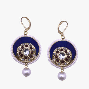 Neelam Lakh Earrings