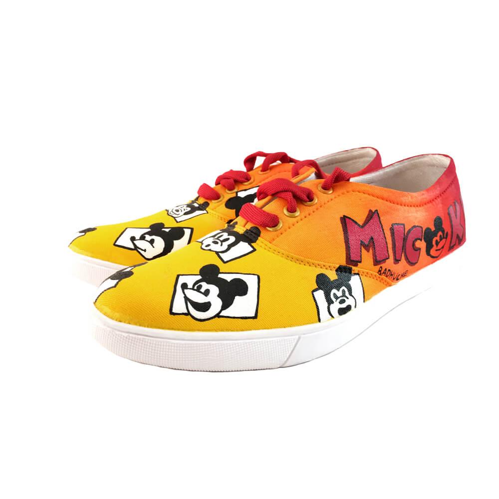 Image result for che handpainted shoes