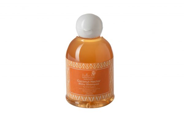 Coconut Nectar Shampoo for babies and Kids (1)